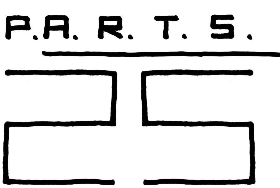 PARTS-25-LOGO-Graphic-Design-Paul-Boudens